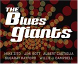The incredible All Star Performance of THE BLUES GIANTS feat. Mike Zito, Albert Castiglia, Sugaray Rayford, Willie J. Campbell & Jimi Bott